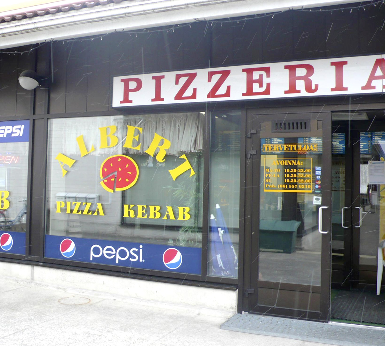 Pizzeria Albert