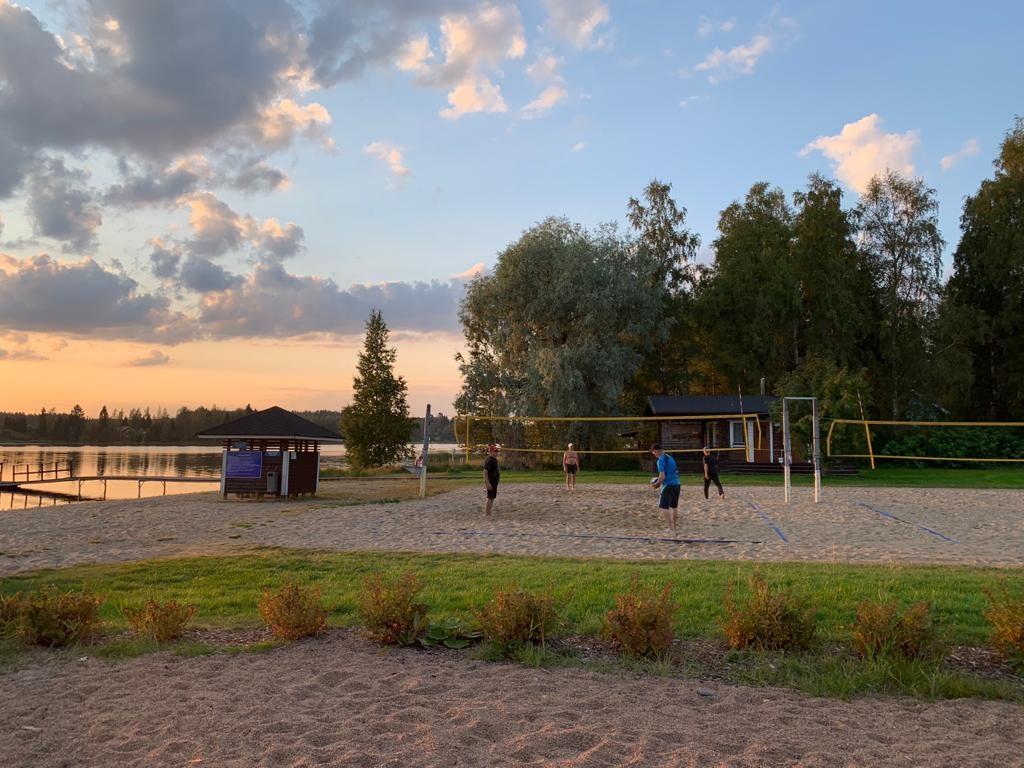 Beach Volley-kentät